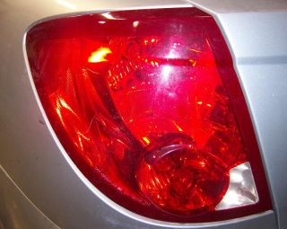Tail Light Driver Saturn ion 03 04 05 06 07