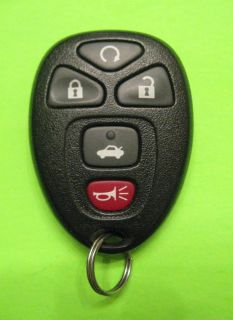 GM Keyless Entry Remote GM L 22733524 Chevy Buick Pontiac Saturn