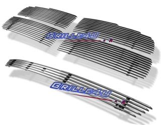 02 05 Dodge RAM Stainless Steel Billet Grille Combo