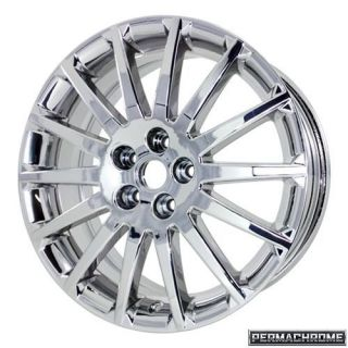 Saturn Aura Perma Chrome PVD Wheels Rims Factory 7048 Outright Sale 2007 2008 20