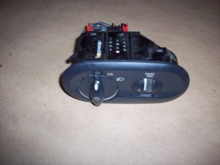 1996 1997 1998 Ford Taurus Headlight Dimmer Switch