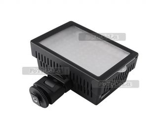 Hot Shoe LED Lamp Light F Canon Nikon Pentax Camera Video Camcorder DV as CN 160