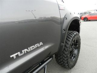 Tundra Crewmax Platinum 4x4 Custom New Lift Wheels Tires Navigation Roof Leather