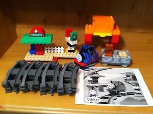 Lego Duplo 5554 Thomas Load and Carry Train Set Complete Set
