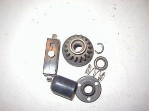 Tecumseh Electric Starter Rebuild Kit Starter Drive Gear Small Engine Parts