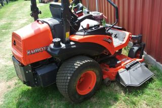 "26HP Kubota ZD326 Zero Turn Riding Lawn Mower 60"" Deck Diesel ROPS ZD 326 ZT HST"