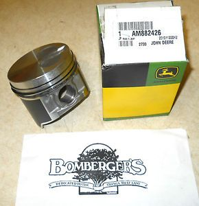 John Deere Diesel Engine Piston AM882426 1026R 1435 2030A 2305 X495 X740