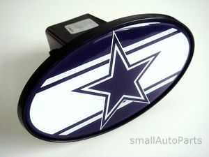 "Dallas Cowboys NFL Tow Hitch Cover Car Truck SUV Trailer 2"" Receiver Plug Cap"
