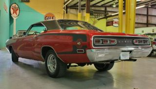 1970 Dodge Coronet Super Bee Tribute Classic American Muscle Car