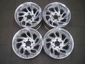 "Ultra Claw 15"" Aftermarket Jeep Wrangler Wheels Rims"