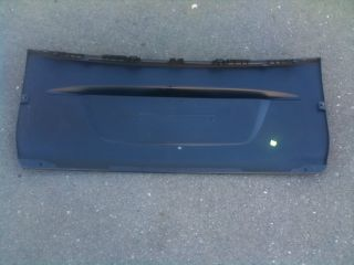 08 12 Smart Fortwo Tail Gate Trunk Lid A 451 757 00 06