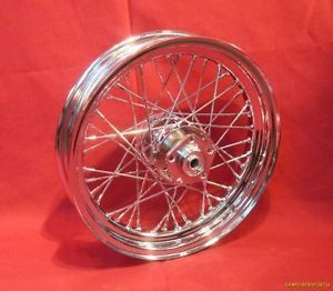 Harley 16 Spoked Front Wheel