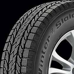 BFGoodrich Winter Slalom KSI 225 70 16 Tire Set of 4