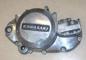 Kawasaki H2 750 Mach IV Clutch Cover 1972 75 14032 098 80 Right Engine Cover
