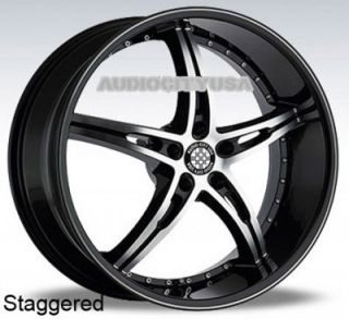 "22"" CV14 BD for Mercedes Benz Wheels Rims s CL GL AMG ml GL Class"