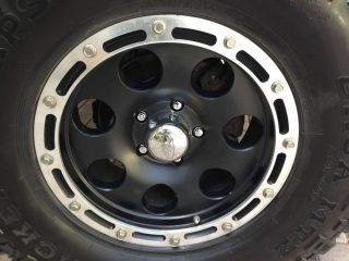 Used Jeep Wrangler Aftermarket Wheels and Tires