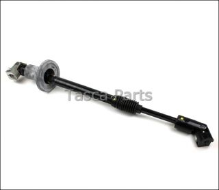 Brand New Ford Lower Steering Column Shaft Assembly F75Z 3B676 CA
