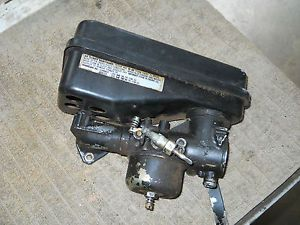Briggs Stratton 8HP Riding Lawn Mower Engine Carburetor Air Cleaner