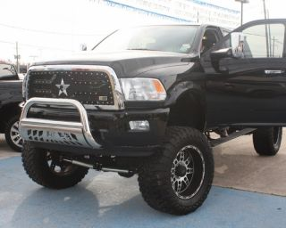 2012 Dodge RAM 2500 Laramie Limited Mega Cab 4x4 with Kelderman Lift