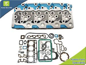 "New Bobcat 773 ""Kubota V2203"" Diesel Cylinder Head Full Gasket Set"