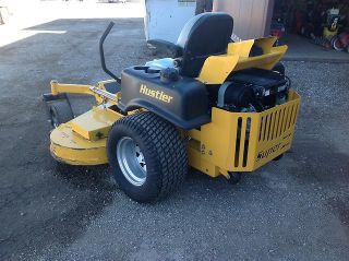 "2005 Hustler Super Z 72"" Zero Turn Riding Lawn Mower Exmark John Deere"
