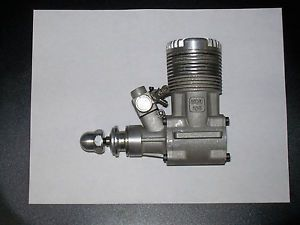 Lightly Used Moki 1 35 R C Model Airplane Engine Moki 135 Nitro Two Stroke