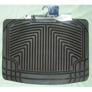 WeatherTech W20 Rear All Weather Floor Mats