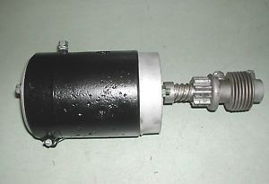 Flathead V8 Ford and Mercury 6 Volt Starter Rebuilt