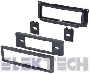 2001 2005 Chrysler PT Cruiser Radio Stereo Mounting Kit
