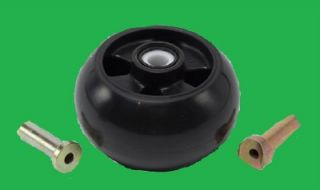 New John Deere Mower Deck Gage Wheel Kit AM125172