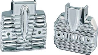 Kuryakyn 99 07 Yamaha Road Star Chrome Regulator Cover
