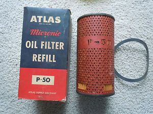 Chevy Oil Filter Canister