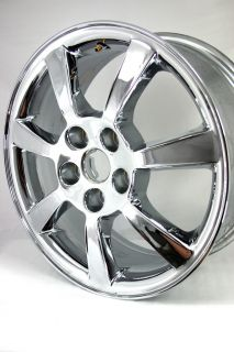 "Chrome 16"" Jaguar x Type Tobago Wheel 59764 XR85601"