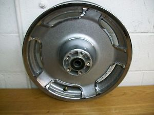 "Harley Davidson Touring Road King Custom FLHRS Chrome Cast 16"" Rear Wheel"