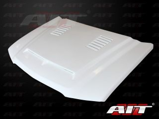 2003 2005 Chevy Silverado AIT Racing Type E Style FRP Functional RAM Air Hood