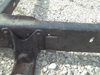 79 Ford F100 F150 73 74 75 76 78 79 F250 F350 Regular Cab Long Bed Truck Frame