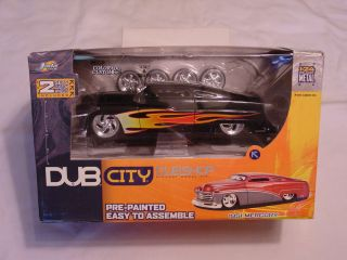 Jada Dub City 51 Mercury Merc Passion 1 24 Scale Model Kit