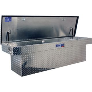 Better Built Sec Series X2 Aluminum Deep Crossbed Truck Box Diamond Plate