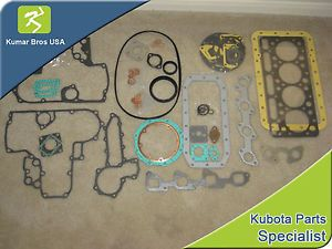"New Bobcat 773 ""Kubota V2203"" Full Gasket Set"