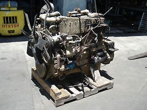 Good Running Take Out Diesel Engine Cummins NTC 350