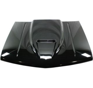 Cowl Hood RAM Air Steel Direct Fit Primered New Auto