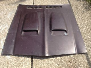 1976 Pontiac Firebird Formula Steel RAM Air Hood RARE 1 Year Only