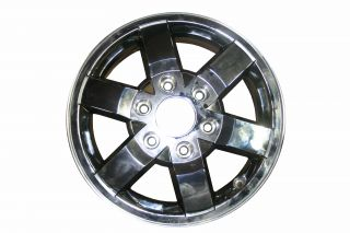 17'' GMC Canyon Chevy Colorado Wheels