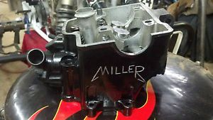 2005 2007 Honda CRF250R CRF250X Ported Engine Motor Cylinder Head Valves CRF 250