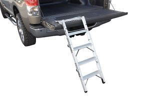 Westin 10 3000 Truckpal Truck Tailgate Bed Step Ladder Chevy Silverado C K
