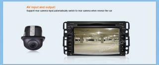S60 Car DVD 3G GPS Radio RDS for GMC Chevrolet Yukon Tahoe Savana Terrain Impala