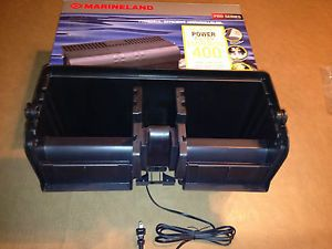 Marineland Emperor 400 Replacement Filter Box and Lid Only Filter Housing