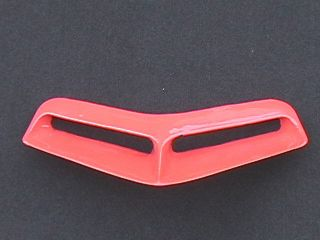 65 67 GTO Open Hood Scoop RAM Air Modified Part