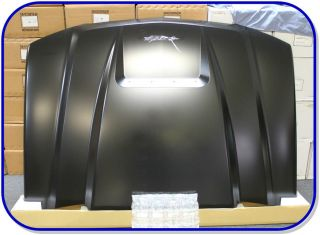 03 04 05 Chevy Silverado 1500 Steel RAM Air Cowl Hood 2003 2004 2005