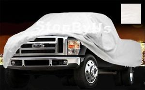 Chevy Silverado Crew Cab L Bed Dually Truck Cover Tyvek